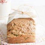 Pan  con  estragón  y  suero  de  leche. {Suero  casero}.