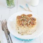 Tarta con pasta filo, canela y pistachos – Ruffled fillo pie
