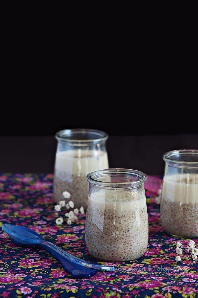 Quinoa con leche y cardamomo