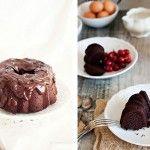 5 recetas de bizcocho con chocolate