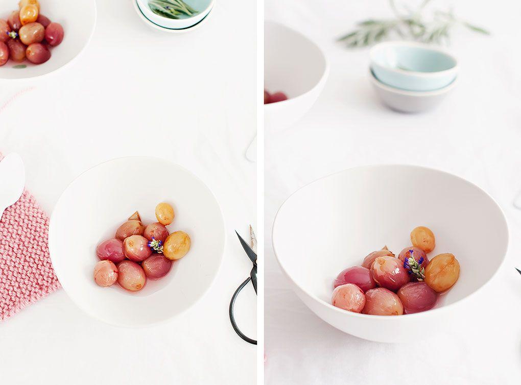 Cómo hacer conservas, uvas en almíbar