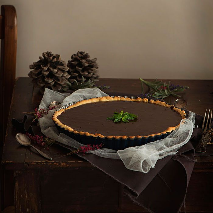 Tarta de chocolate #chocolate