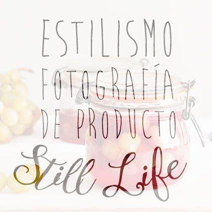 Curso de fotografia de producto