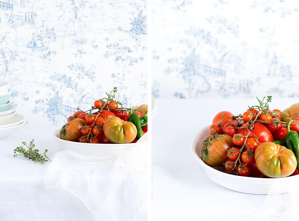 Receta de salsa de tomate casera