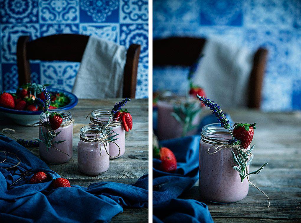smoothie-de-fresas-casero