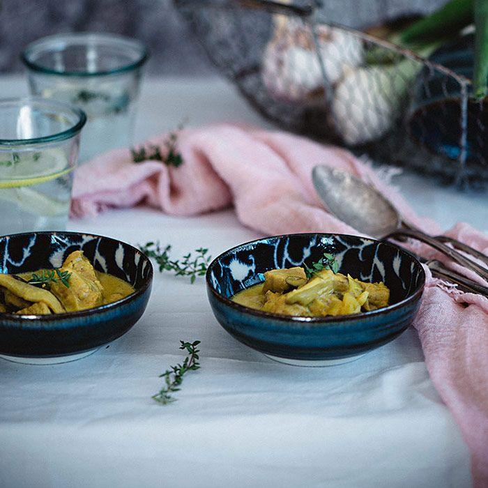 Cómo preparar curry