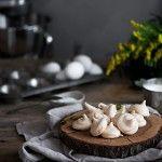 Cómo hacer merengue o suspiros