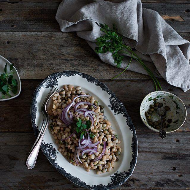 Buenos das hoy os recuerdo esta fantstica ensalada de legumbreshellip