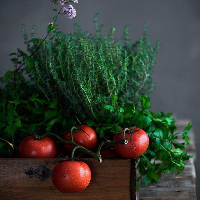 Ser muy pesada con los tomates? Pero es que tienenhellip
