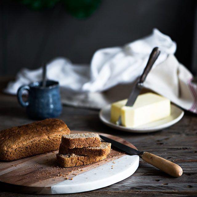 Buenos das hoy desayunamos pan del rico y directa ahellip