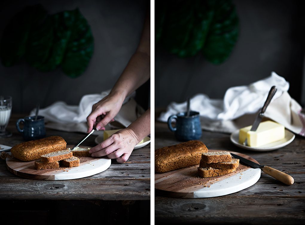 Como hacer pan de molde en casa