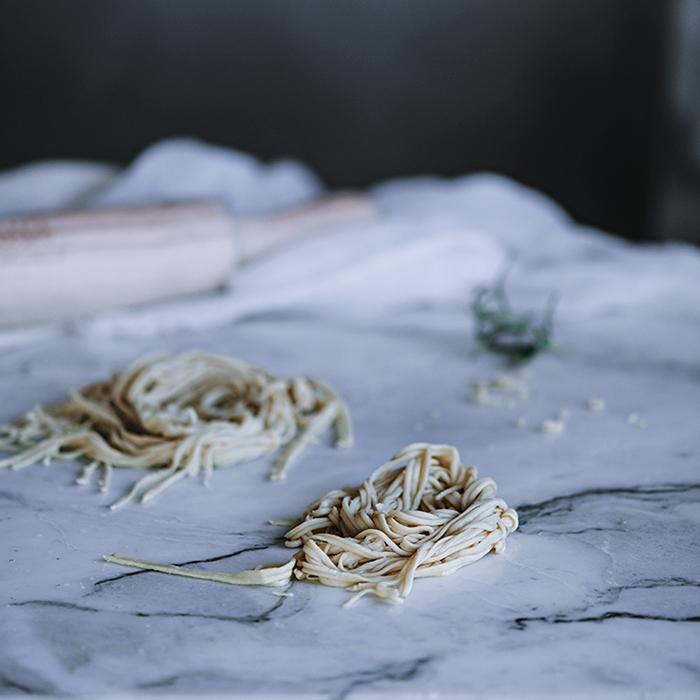 Cómo hacer pasta fresca en casa