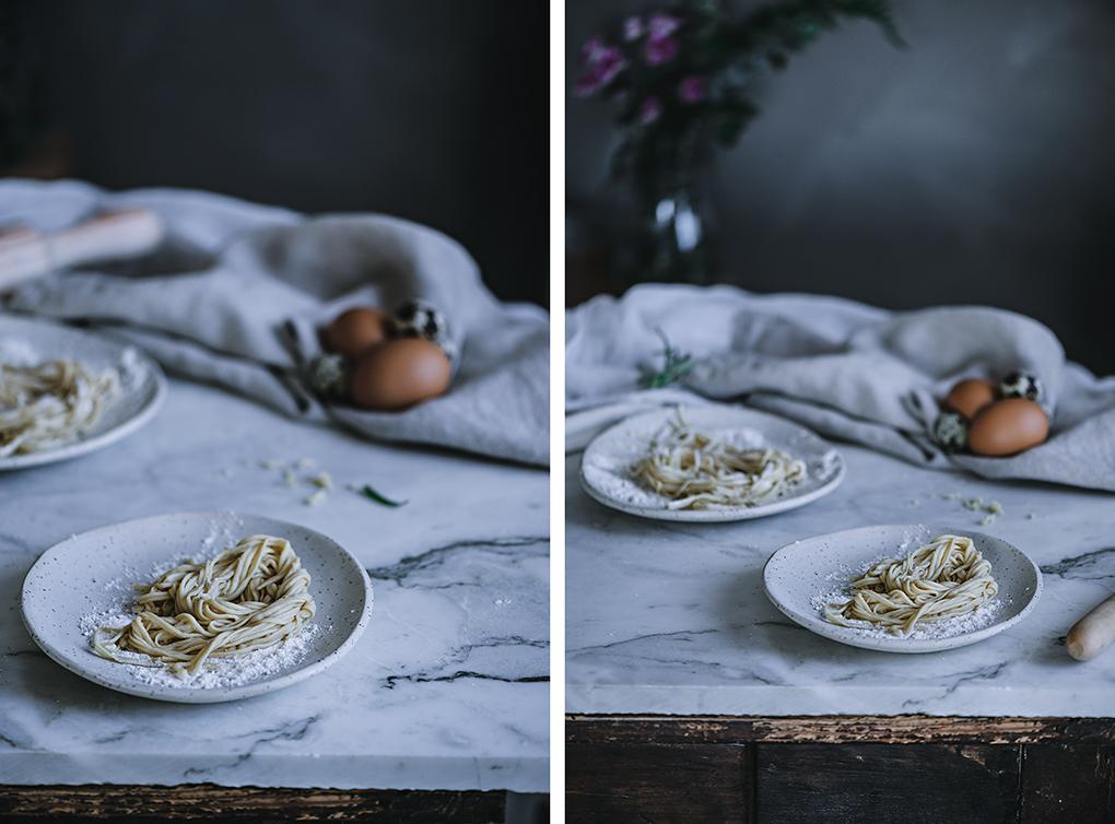 Consejos para preparar pasta fresca en casa