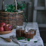 Mermelada de manzanas casera