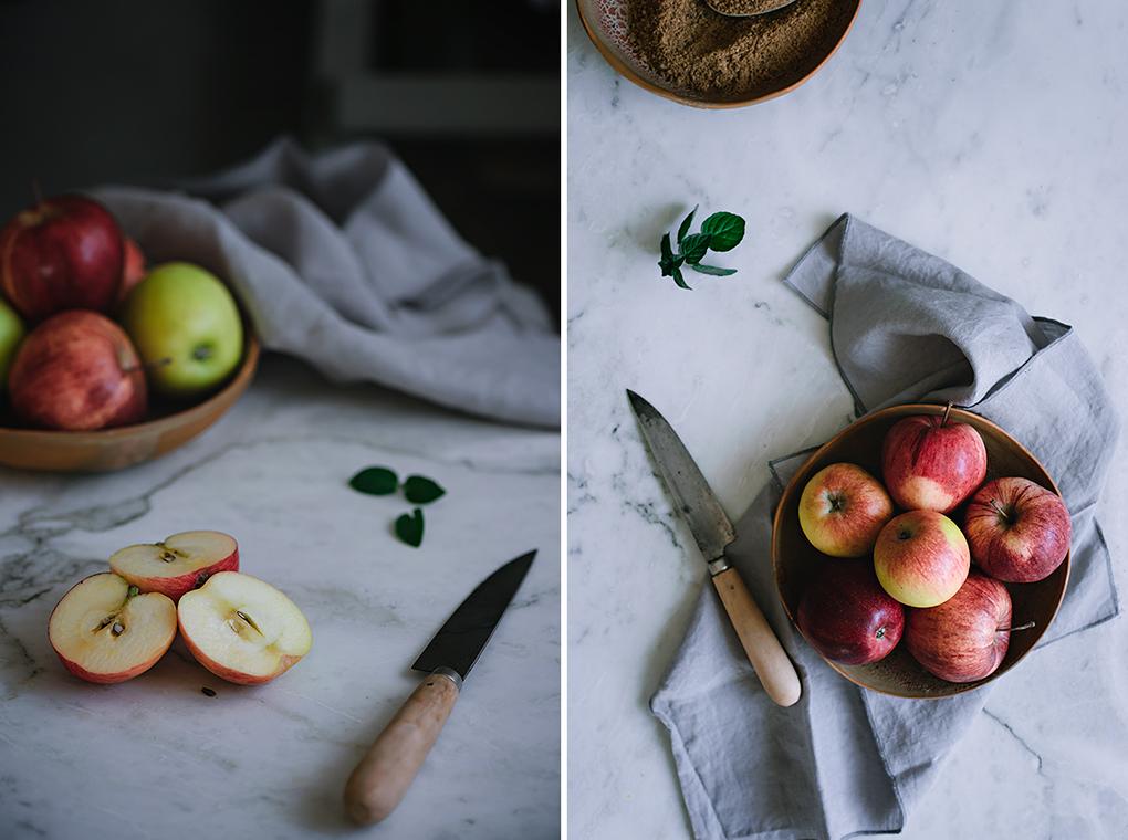 Manzanas para mermelada casera