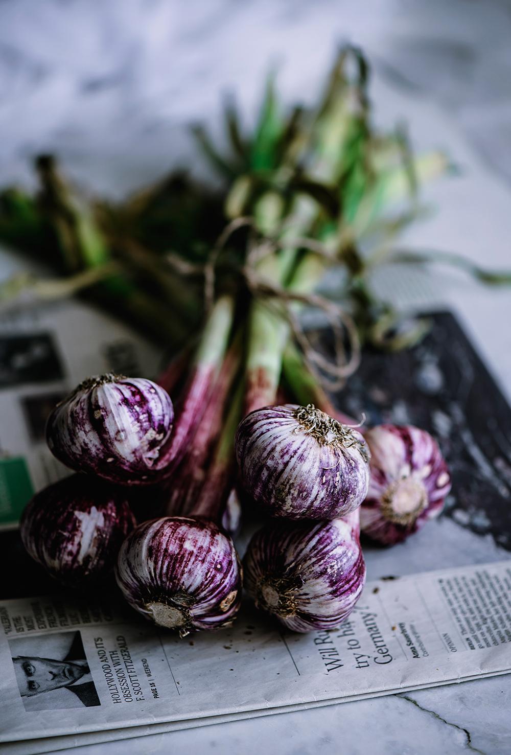 Beneficios que aporta el ajo