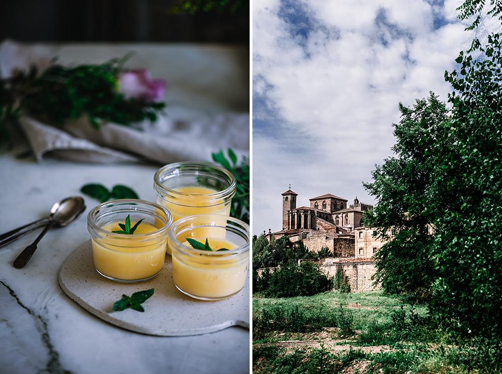 Lemon Curd y Paisajes de Siguenza