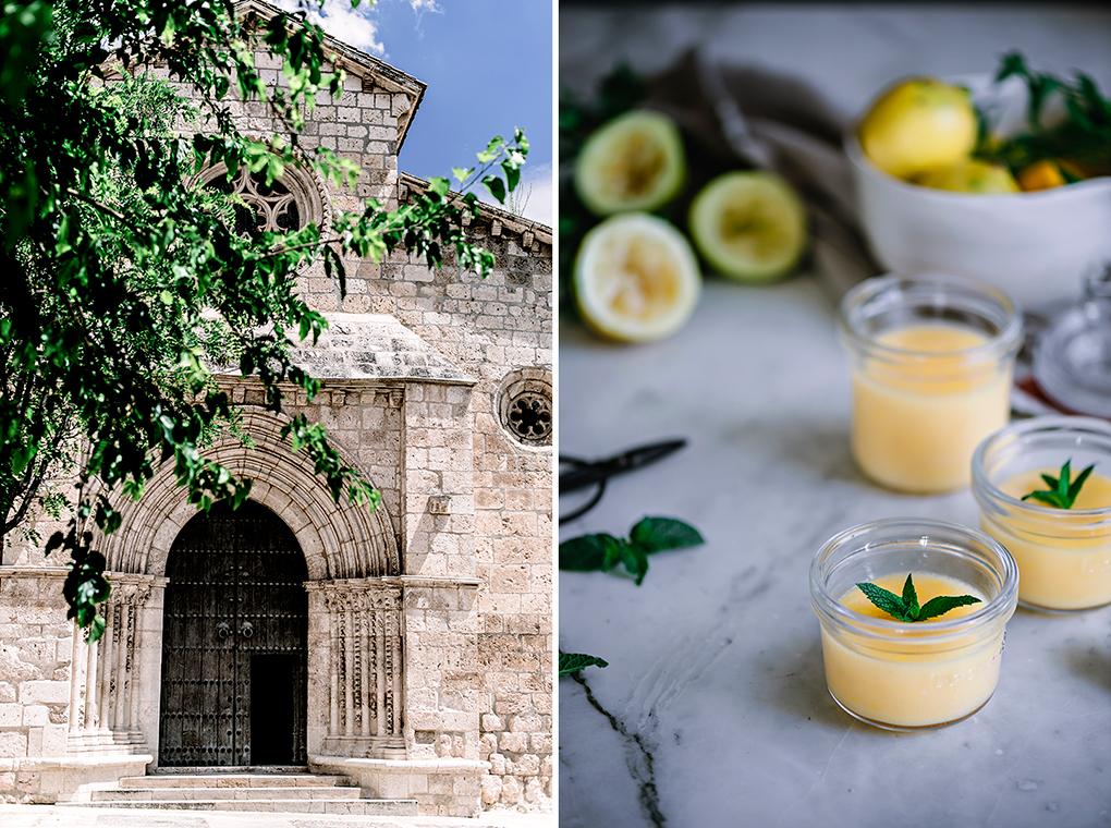 Receta de lemon curd casera