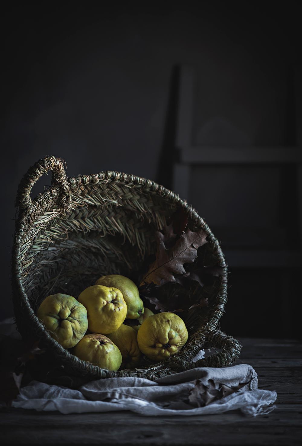 Tarta-Tatín-de-membrillos-receta-casera
