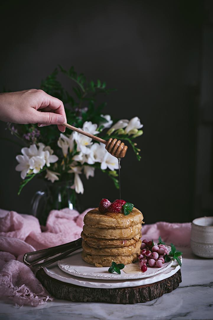 receta-de-tortitas-con-panela