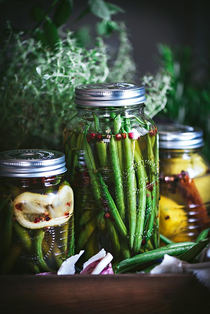 judías-verdes-encurtidas-receta